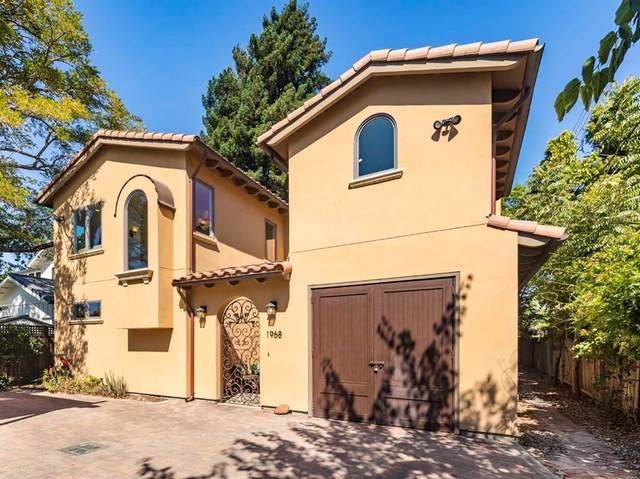 1968 Menalto Avenue, Menlo Park, CA 94025 (#ML81855377) :: Mark Nazzal Real Estate Group