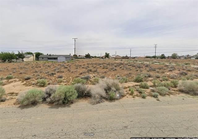 0 Quezon, California City, CA 00000 (#EV21163179) :: Doherty Real Estate Group
