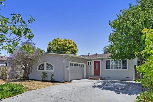 232 Gardenia Way, East Palo Alto, CA 94303 (#ML81855132) :: Mark Nazzal Real Estate Group