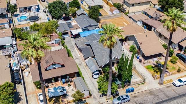431 N Hicks Avenue, Los Angeles (City), CA 90063 (#MB21163500) :: Swack Real Estate Group | Keller Williams Realty Central Coast