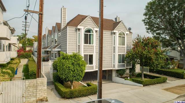 4744 Ben Avenue #2, Valley Village, CA 91607 (#320007019) :: Cochren Realty Team | KW the Lakes