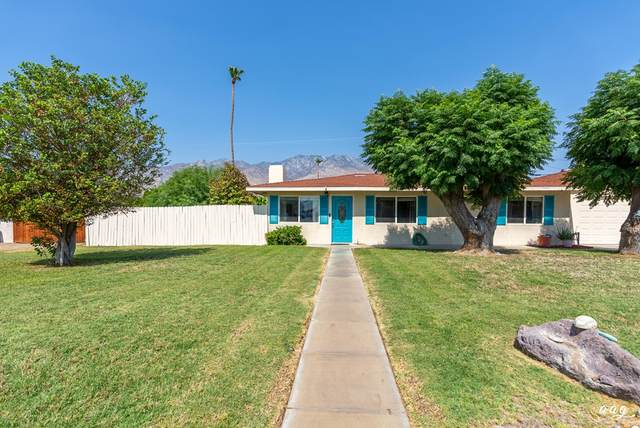 629 El Placer Road, Palm Springs, CA 92264 (#219065368PS) :: Team Tami