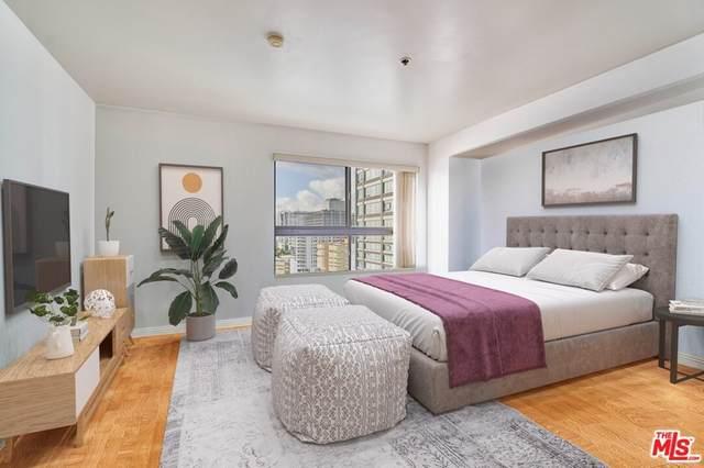 727 S Ardmore Avenue #706, Los Angeles (City), CA 90005 (#21765322) :: Hart Coastal Group