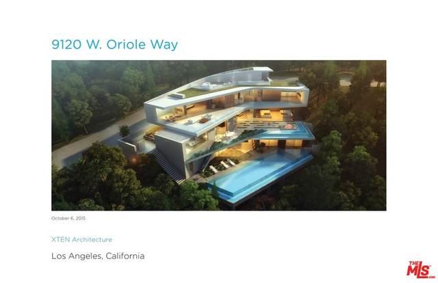 9120 Oriole Way, Los Angeles (City), CA 90069 (#21762614) :: Compass