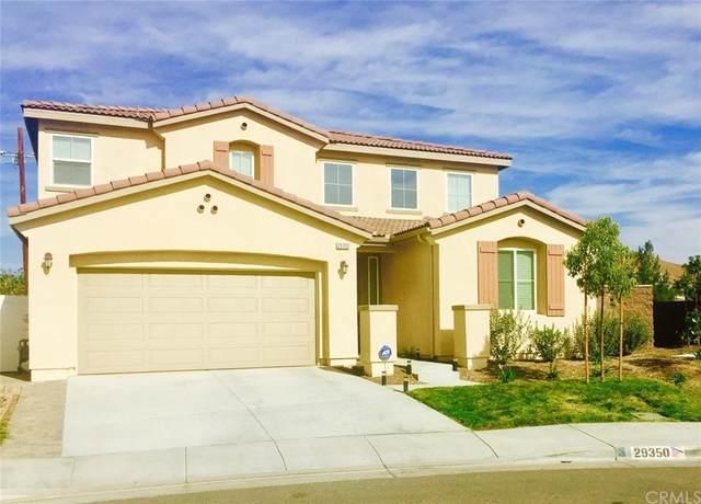 29350 St. Andrews, Lake Elsinore, CA 92530 (#IV21163531) :: Jett Real Estate Group