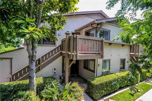 101 Rockwood #52, Irvine, CA 92614 (#OC21163427) :: Team Tami