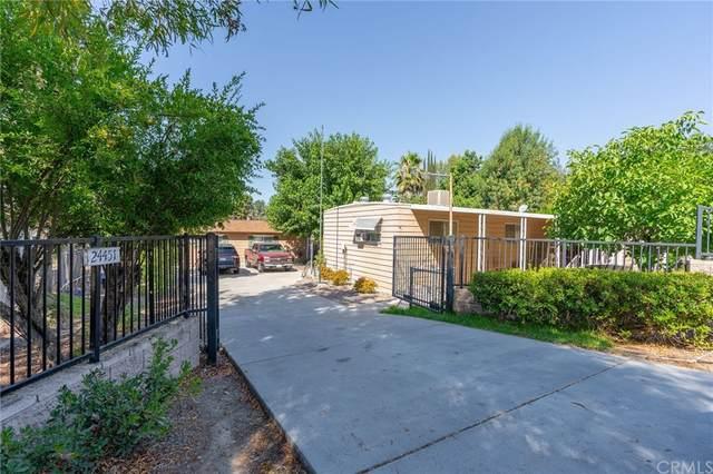 24451 Jefferson Avenue, Murrieta, CA 92562 (#SW21163551) :: Jett Real Estate Group