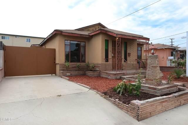 13521 Cerise Avenue, Hawthorne, CA 90250 (#P1-5905) :: Frank Kenny Real Estate Team