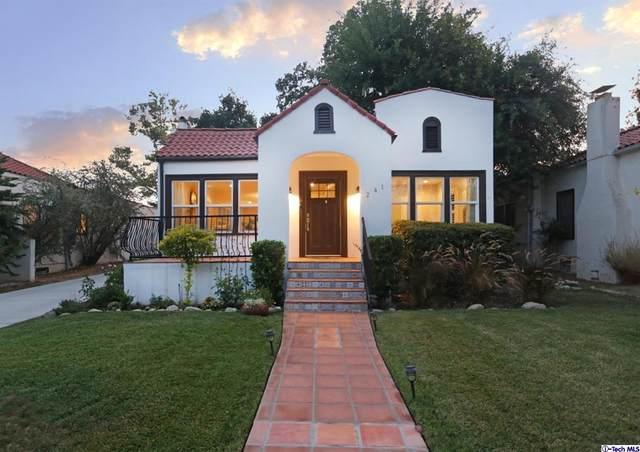 241 S Vinedo Avenue, Pasadena, CA 91107 (#320007030) :: Jett Real Estate Group