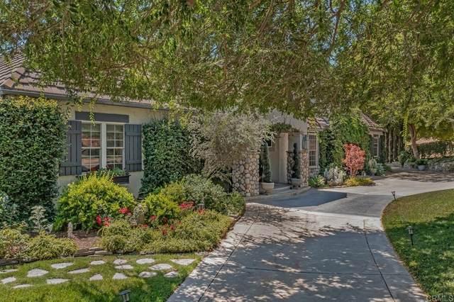 3191 Los Verdes Drive, Fallbrook, CA 92028 (#NDP2108693) :: Mainstreet Realtors®