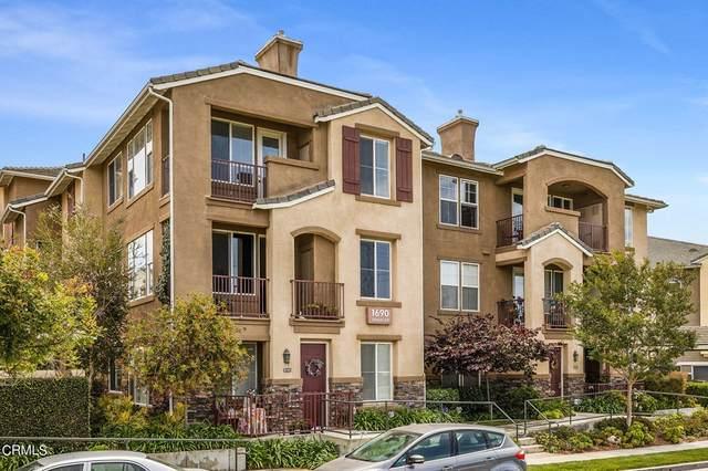 1690 Tanager Street 8-302, Ventura, CA 93003 (#V1-7377) :: Jett Real Estate Group