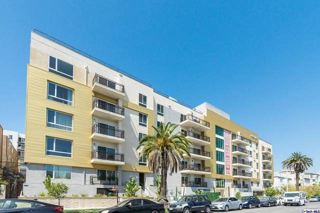 2939 Leeward Avenue #519, Los Angeles (City), CA 90005 (#320007031) :: Hart Coastal Group