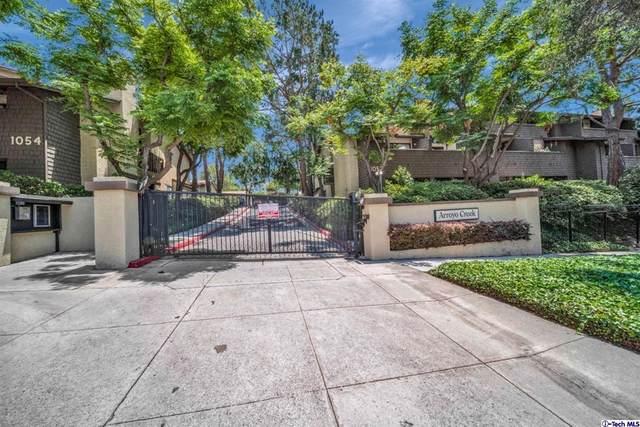 1050 Seco Street #104, Pasadena, CA 91103 (#320006937) :: Jett Real Estate Group