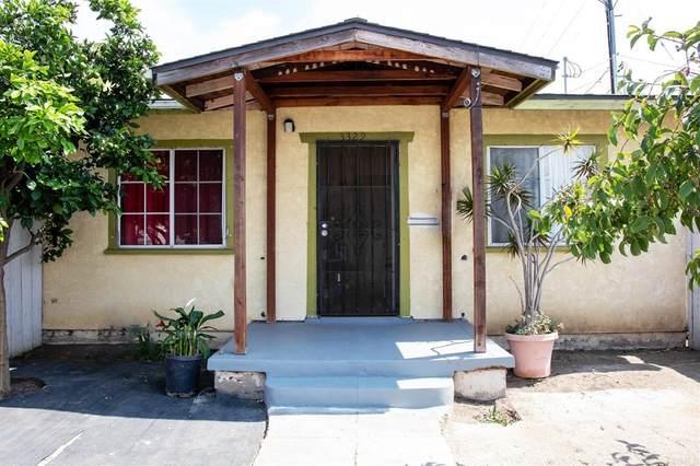 3329 Orange Avenue, San Diego, CA 92104 (#PTP2105242) :: Latrice Deluna Homes