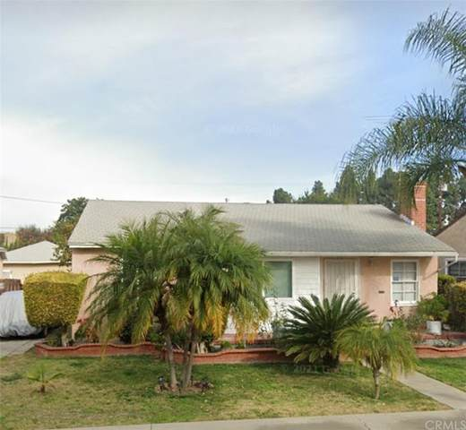 1081 E 66th Way, Long Beach, CA 90805 (#DW21163590) :: Jett Real Estate Group