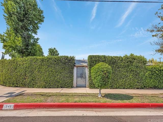 13463 Magnolia Boulevard, Sherman Oaks, CA 91423 (#SR21132945) :: Jett Real Estate Group