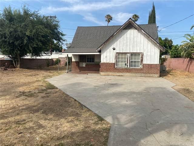 3657 Jefferson Street, Riverside, CA 92504 (#CV21163175) :: Jett Real Estate Group