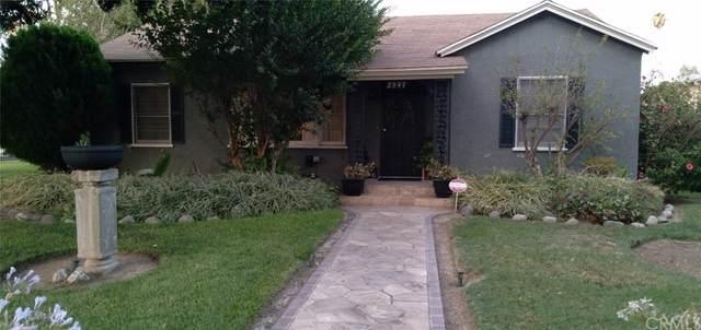2847 N I Street, San Bernardino, CA 92405 (#CV21163479) :: Mark Nazzal Real Estate Group