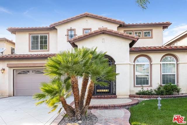 5841 E Camino Manzano, Anaheim, CA 92807 (#21765380) :: Mark Nazzal Real Estate Group