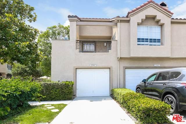 21907 Barbados #241, Mission Viejo, CA 92692 (#21765334) :: Jett Real Estate Group