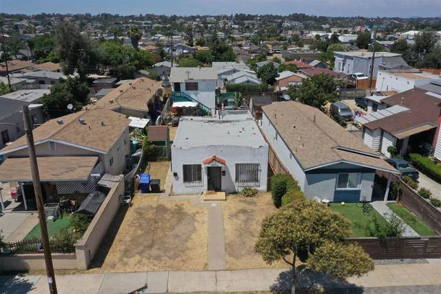 2948 50 Franklin Ave, San Diego, CA 92113 (#210021057) :: Jett Real Estate Group