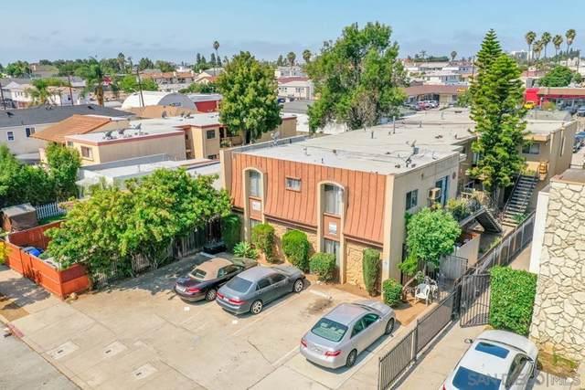 4328 48th Street, San Diego, CA 92115 (#210021054) :: Jett Real Estate Group