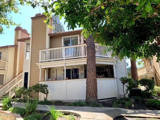 2474 Pleasant Way J, Thousand Oaks, CA 91362 (#221004091) :: Powerhouse Real Estate