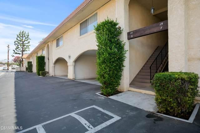 1256 Patricia Avenue #14, Simi Valley, CA 93065 (#221004092) :: Millman Team