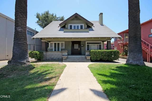 368 W Milford Street, Glendale, CA 91203 (#P1-5906) :: The Kohler Group