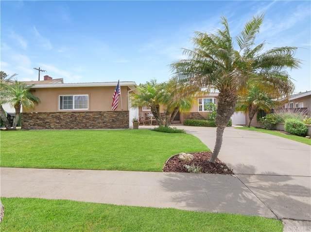 2524 S Moray Avenue, San Pedro, CA 90732 (#SB21162906) :: Compass