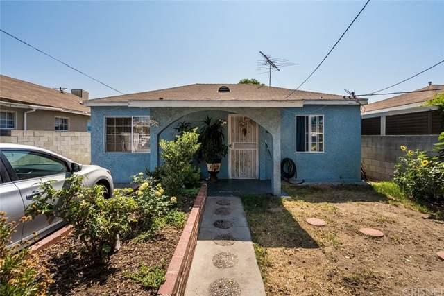 7858 Arvilla Avenue, Sun Valley, CA 91352 (#SR21158216) :: Legacy 15 Real Estate Brokers