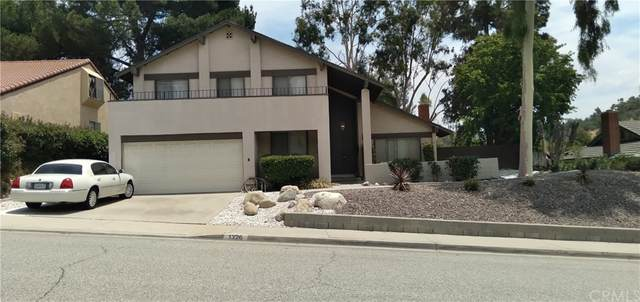 1326 Via Esperanza, San Dimas, CA 91773 (#IV21163356) :: Doherty Real Estate Group