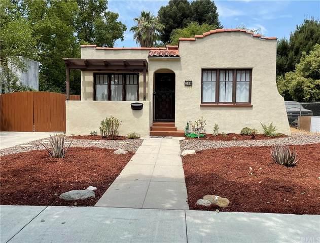 231 W Providencia Avenue, Burbank, CA 91502 (#BB21151994) :: The Kohler Group