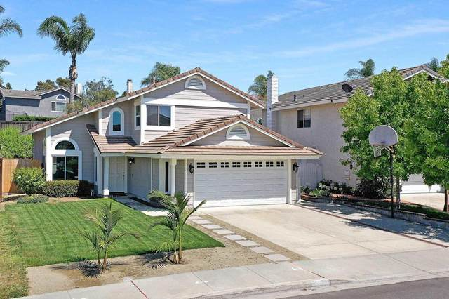 2116 Madiera Dr, Oceanside, CA 92056 (#210021060) :: Mark Nazzal Real Estate Group