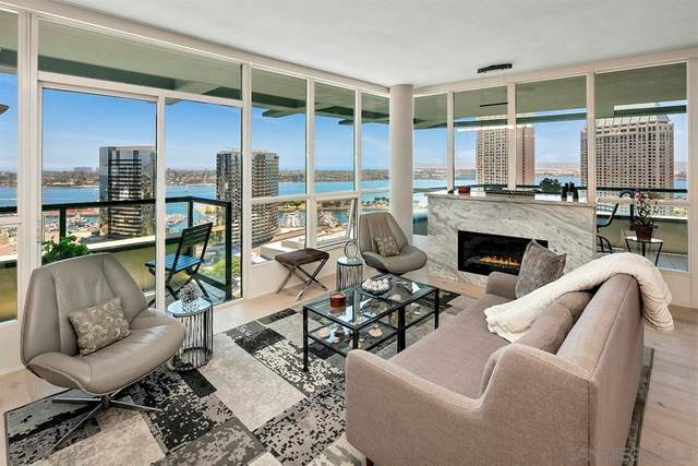 510 1st Avenue #2502, San Diego, CA 92101 (#210021059) :: Realty ONE Group Empire
