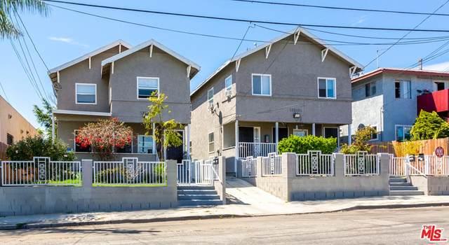 1404 1406 Warren Street, Los Angeles (City), CA 90033 (#21765412) :: Swack Real Estate Group | Keller Williams Realty Central Coast
