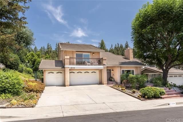 7308 Elmsbury Lane, West Hills, CA 91307 (#SR21163681) :: Mark Nazzal Real Estate Group