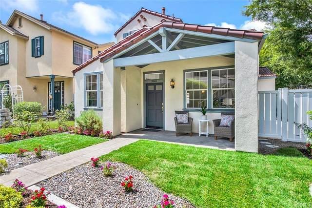13048 Arborwalk Lane, Tustin, CA 92782 (#PW21108779) :: Jett Real Estate Group