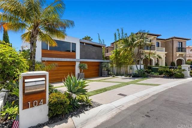 104 Kings Place, Newport Beach, CA 92663 (#NP21157059) :: Jett Real Estate Group