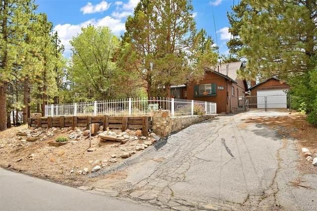 333 Downey Drive, Big Bear, CA 92314 (#219065377DA) :: Mark Nazzal Real Estate Group