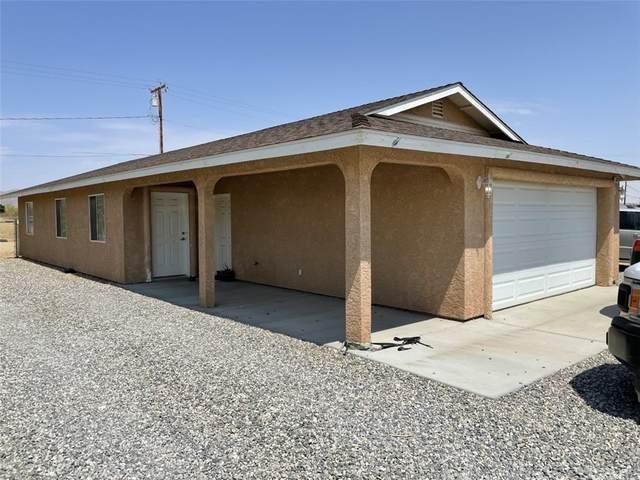 4992 1st Street E, Joshua Tree, CA 92252 (MLS #JT21163737) :: Brad Schmett Real Estate Group