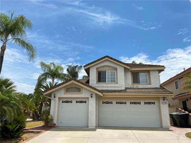 13847 Silver Woood Ln, Chino Hills, CA 91709 (#TR21163750) :: Mark Nazzal Real Estate Group