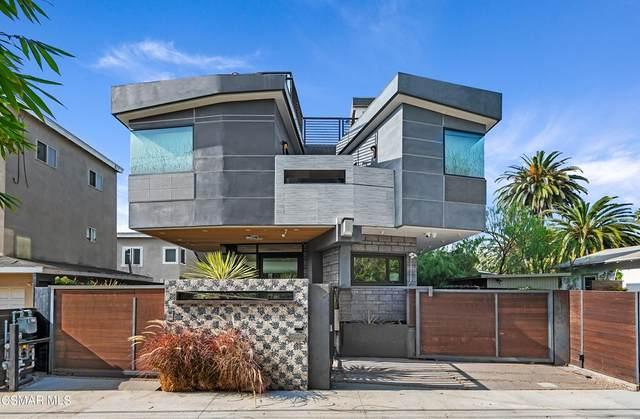 751 California Court, Venice, CA 90291 (#221004098) :: Powerhouse Real Estate