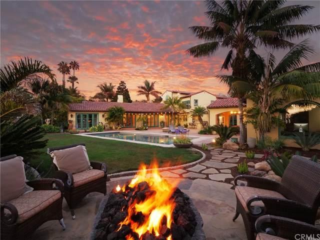 2817 Via Anacapa, Palos Verdes Estates, CA 90274 (#PV21163230) :: Millman Team