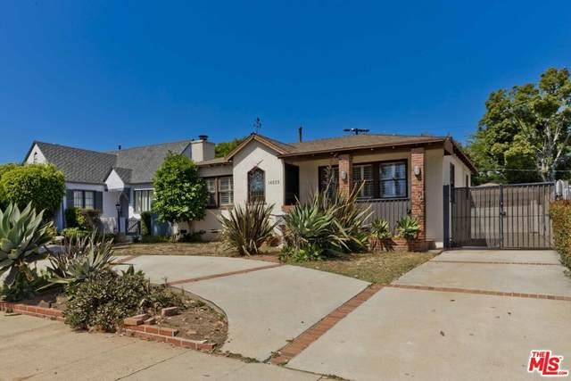 14833 W Sunset Boulevard, Pacific Palisades, CA 90272 (#21764936) :: Team Tami