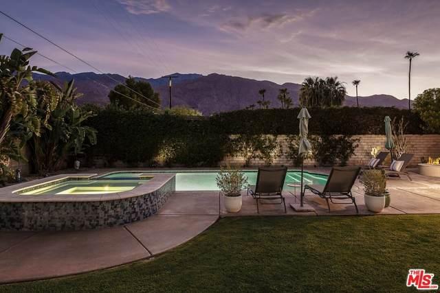 1271 E San Lucas Road, Palm Springs, CA 92264 (#21765344) :: Mark Nazzal Real Estate Group