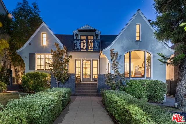 2306 Richland Avenue, Los Angeles (City), CA 90027 (#21765230) :: Jett Real Estate Group