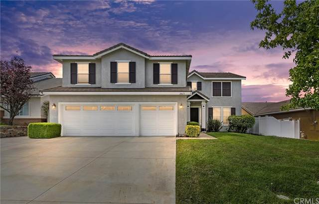 28671 Maplewood Drive, Menifee, CA 92584 (#SW21163468) :: Realty ONE Group Empire