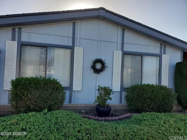 519 West Taylor #186, Santa Maria, CA 93458 (#PI21162356) :: Cochren Realty Team | KW the Lakes