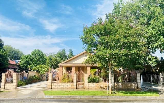 1425 Griffith Street, San Fernando, CA 91340 (#SR21163810) :: Wendy Rich-Soto and Associates